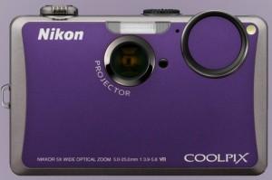 Камера Nikon COOLPIX S1100pj с проектором