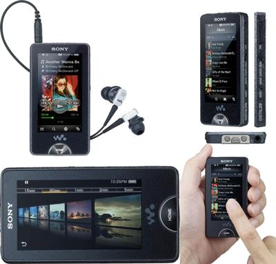 Фото Mp3 плеера Sony Walkman X1000
