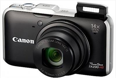 Canon PowerShot SX-230