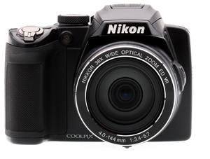 NikonCoolpixP500RONT