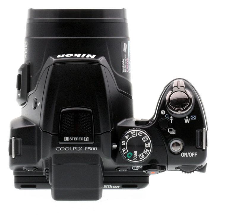 Nikon Coolpix P500 — обзор фотокамеры