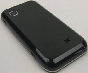 Samsung Wave 525 - вид сзади