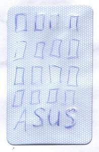 Смартфон ASUS T60