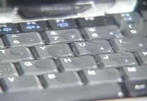 В ноутбук попала вода