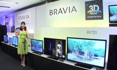 Телевизоры Sony Bravia LCD