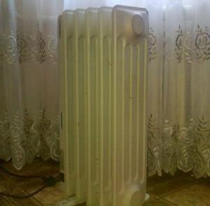 Электрические отопители и обогреватели