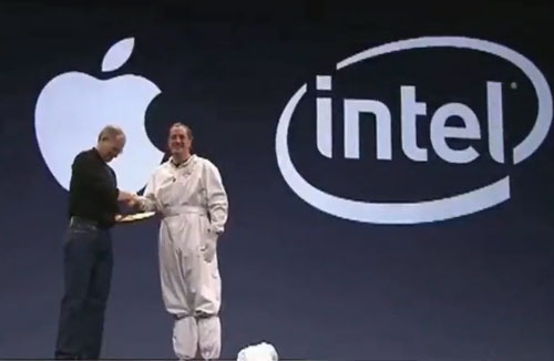 Apple & Intel