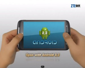 Android-смартфон ZTE Skate