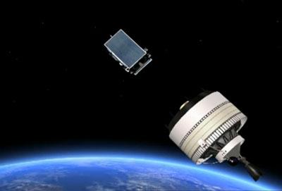 Телевизионный спутник