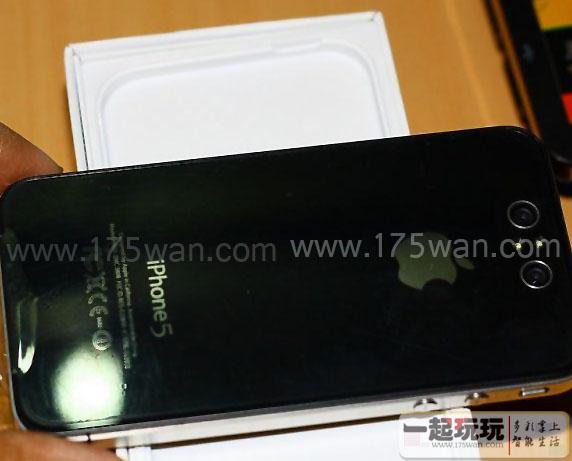 Фотоснимок нового iPhone 5