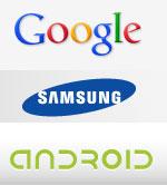 Samsung, Google, Android