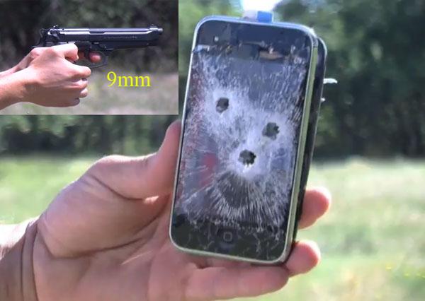 iPhone и 9mm