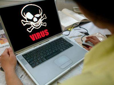 Вирусы в распространяемые через Интернет