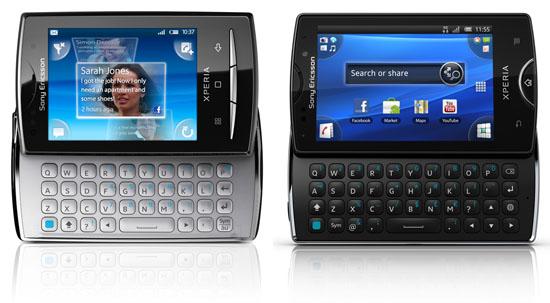 Sony_Ericsson Xperia mini pro