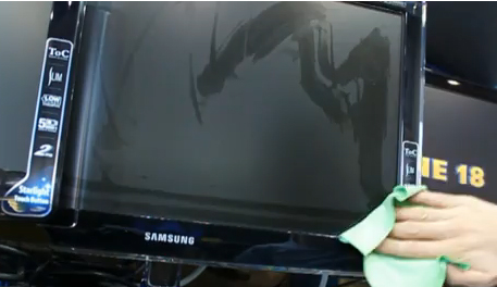 Уход за LCD, TFT, ЖК монитором