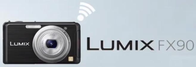 Фотоаппарат Panasonic LUMIX FX90