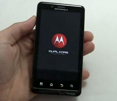 Смартфон DROID BIONIC 4G