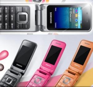 Телефон Samsung С3520