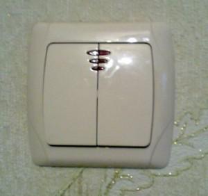 Электрический выключатель