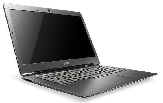 Ноутбук / ультрабук Acer Aspire S3