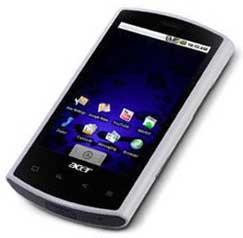 Смартфон Acer Liquid E S100 EU Plug White Froyo