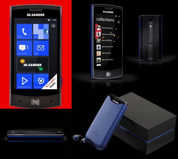 Cмартфон LG Jil Sander Mobile