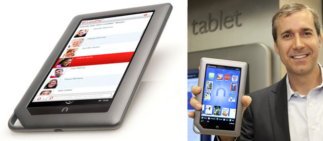 Планшет Nook Tablet