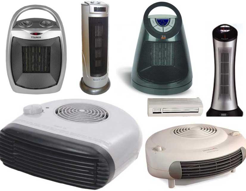 Бытовые тепловентиляторы