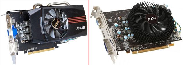 Видеокарта ATI Radeon HD6770