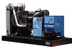 Стационарный дизельный электрогенератор