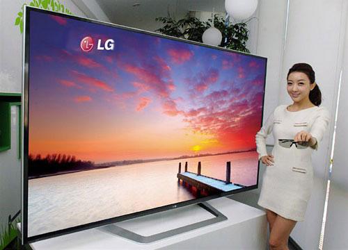 """Телевизор LG 3D Ultra Definition (UD) TV 82"""""""