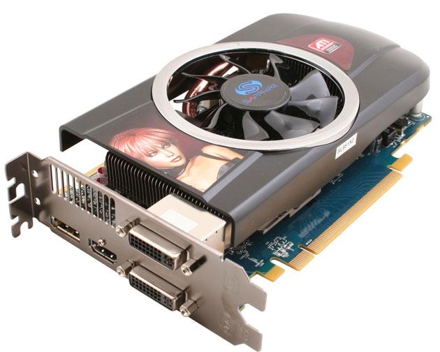 Видеокарта ATI Radeon 5770