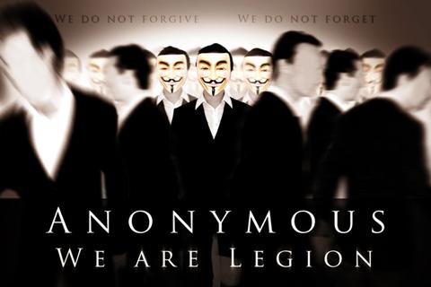 Группировка Anonymous