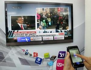 Управление бытовой техники с помощью Android-смартфона