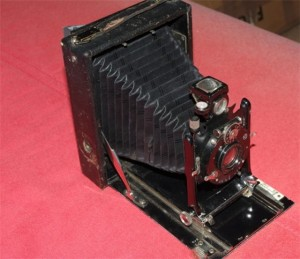 Складная фотокамера