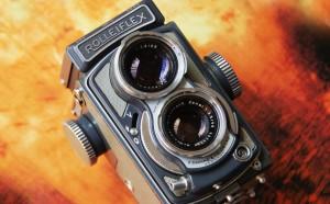 двухобъективный фотоаппарат