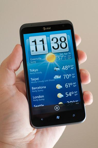 телефон HTC Titan II