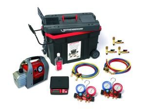 Оборудование для заправки хладагента в кондиционеры