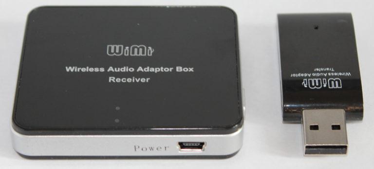 Беспроводной звуковой адаптер WiMi Wireless Audio Adapter