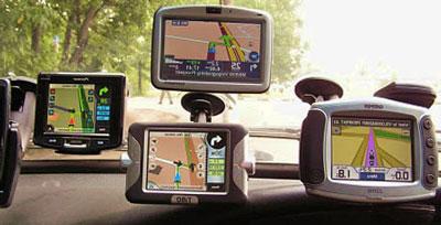 Критерии выбора автомобильного GPS навигатора