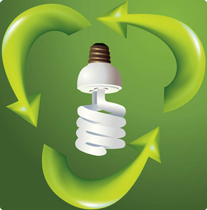 Эксплуатация люминесцентных энергосберегающих ламп