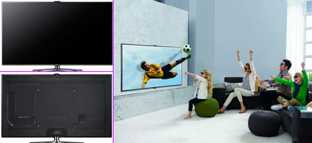Телевизор Samsung ES7500