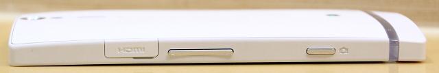 Встроенный HDMI-порт смартфона Sony Xperia S