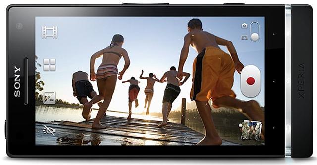 Дисплей Sony Xperia S
