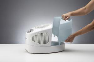 Увлажнитель воздуха работающий по принципу холодного испарения