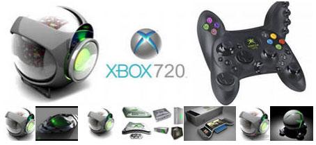 Игровая консоль Xbox 720