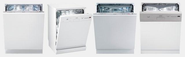Посудомоечные машины производства компании Gorenje