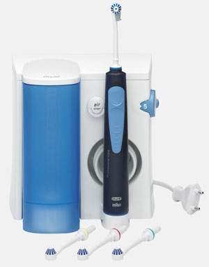 Ирригатор Braun Oral-B Professional Care 8500 OxyJet MD 20
