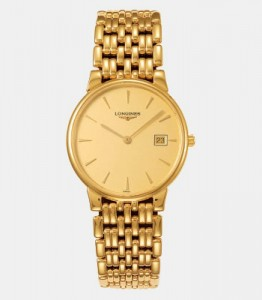 Мужские наручные часы производства компании LONGINES из коллекции Elegance
