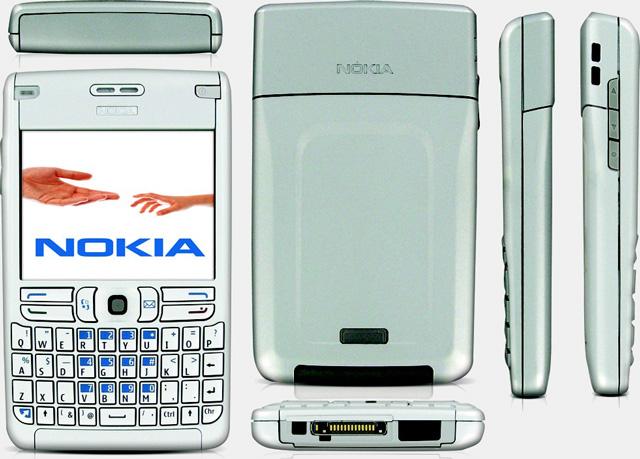 Коммуникатор Nokia E61